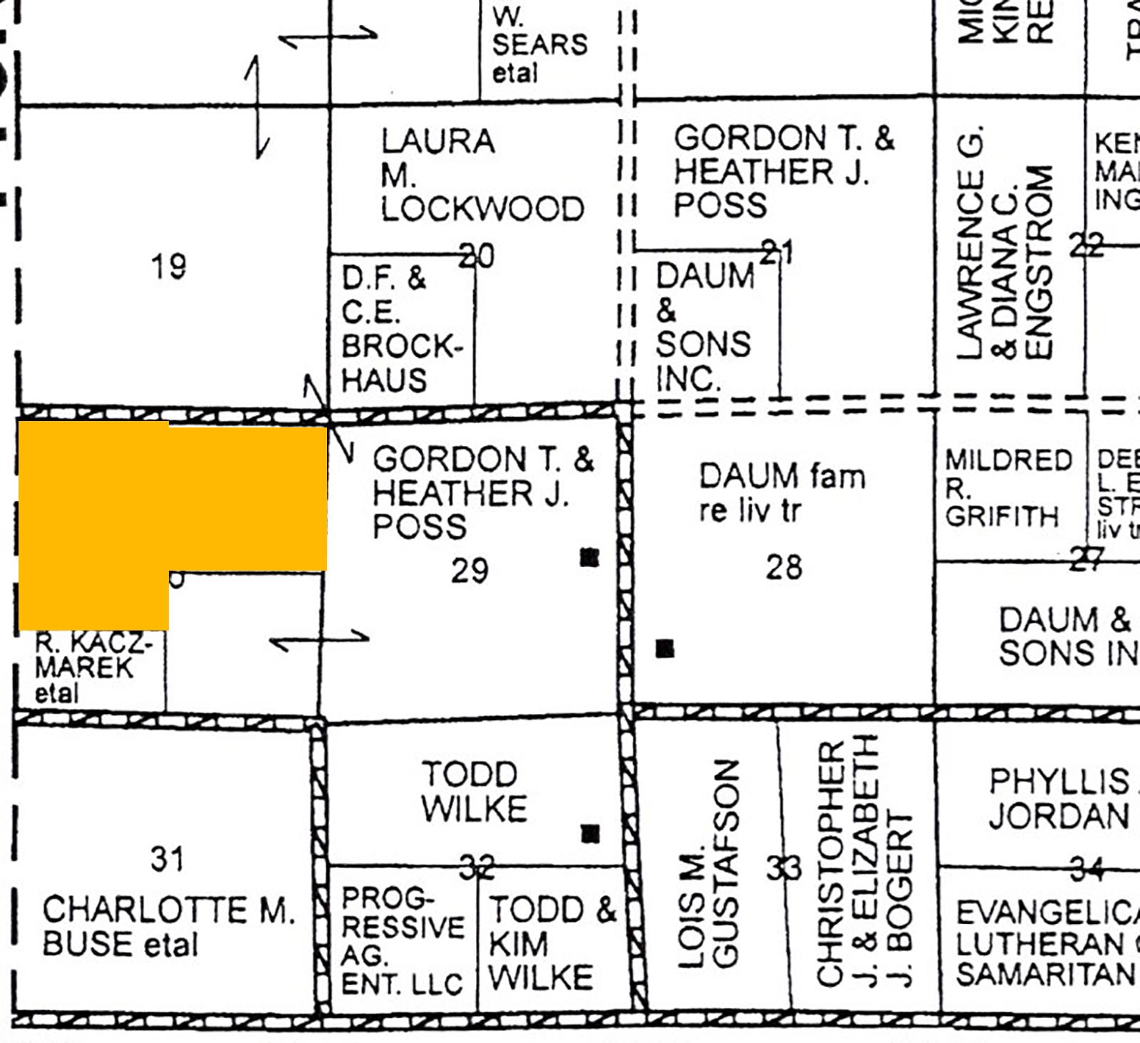 K3 Plat Map