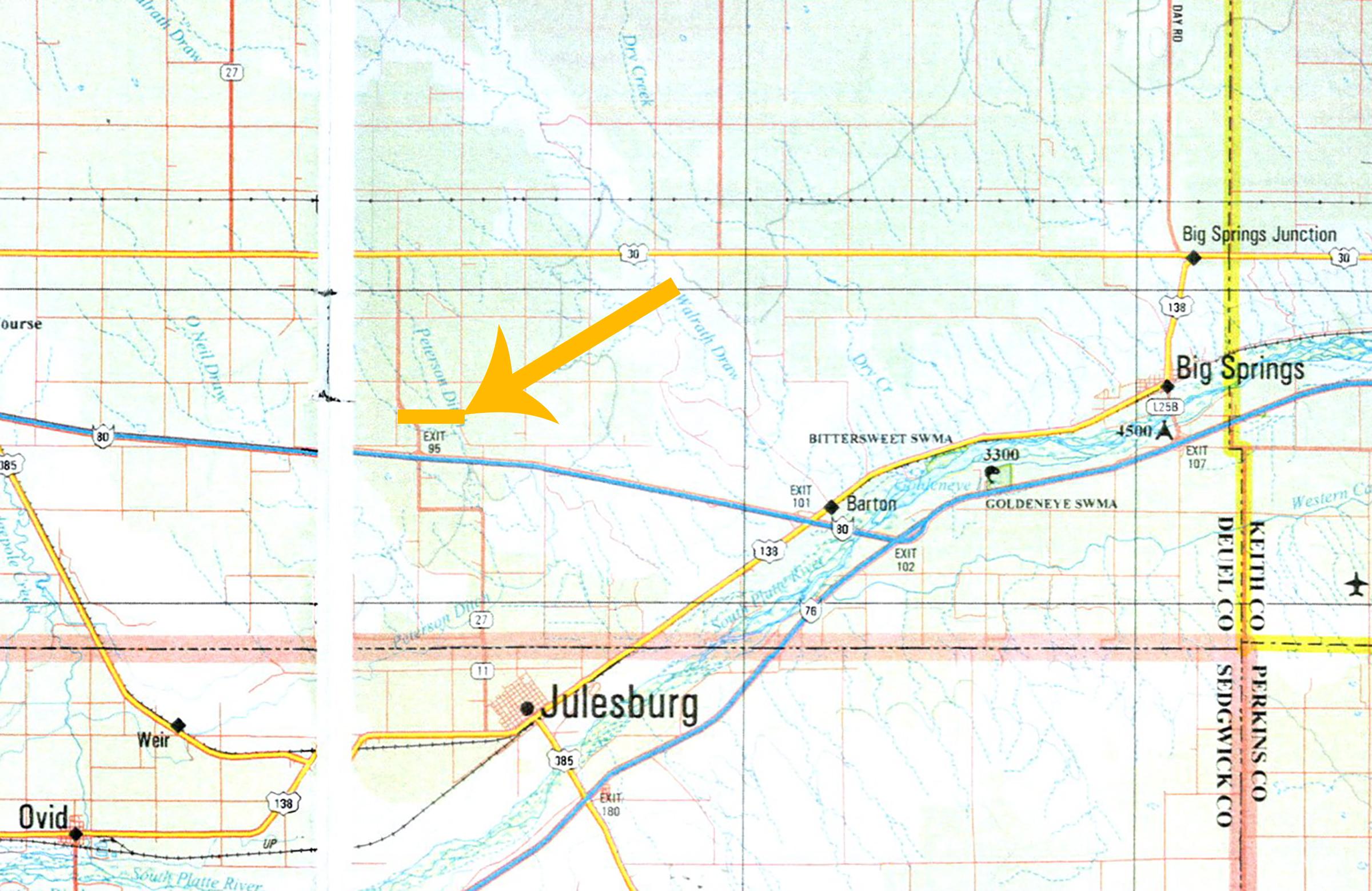 Location Map BIR1052