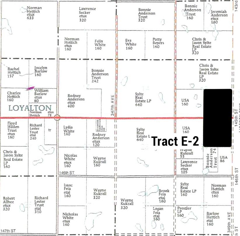 Plat Map 2-BIR1051