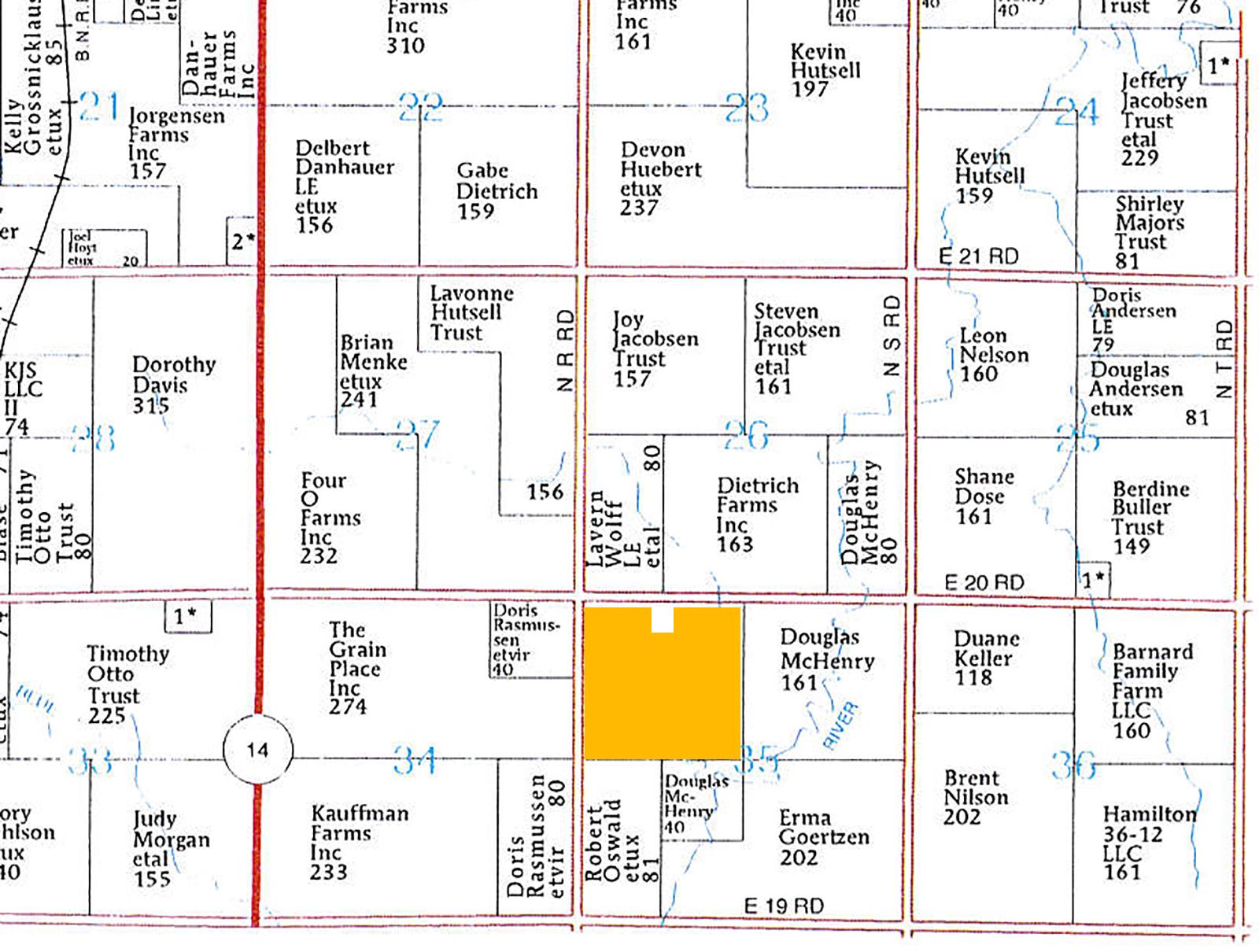 Plat Map BIR94