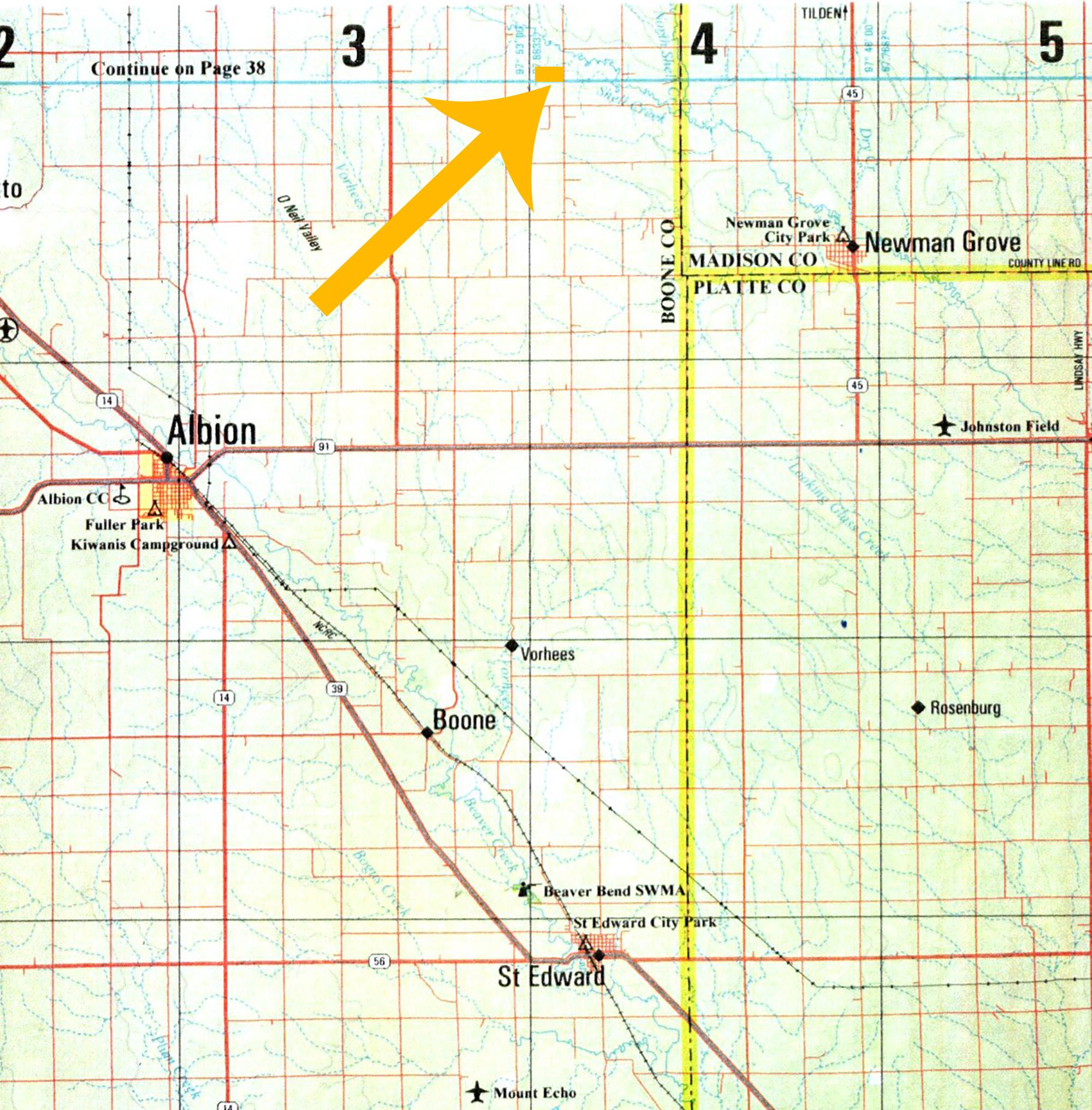 Location Map BIR1053