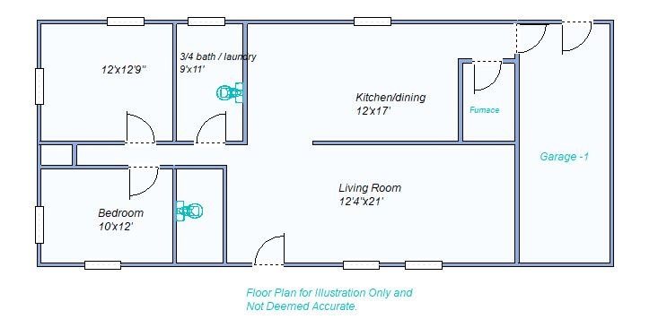 floor plan 485 Lawrence