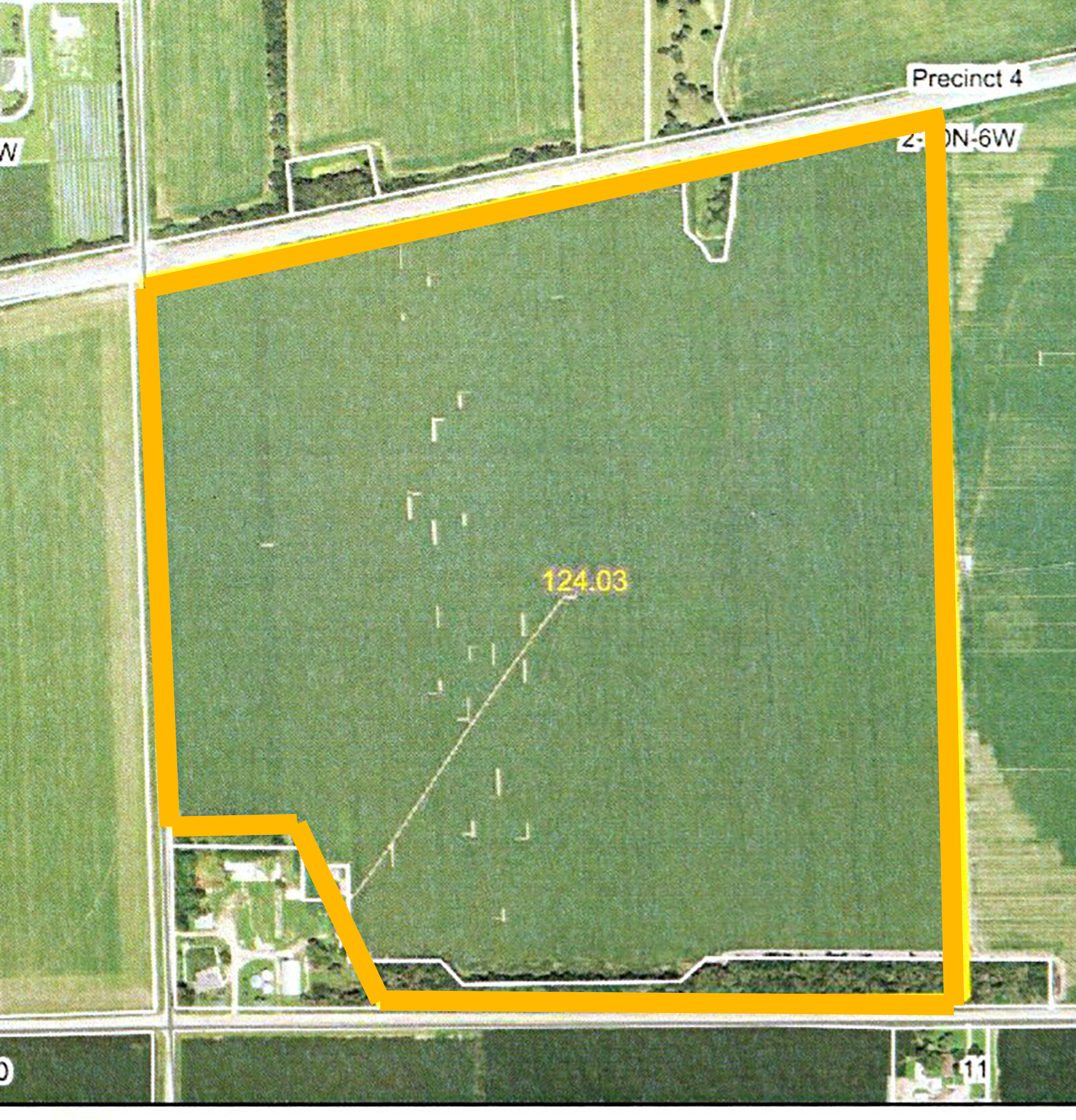 Aerial Map 3-BIR104