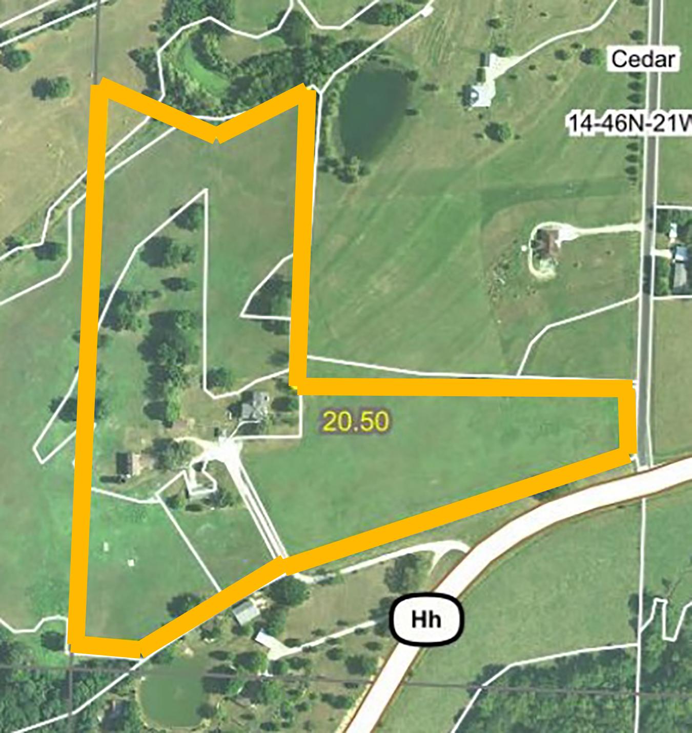 Aerial Map 9-BIR106