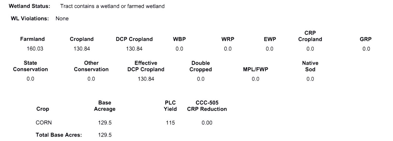 Crop Info 2-1058