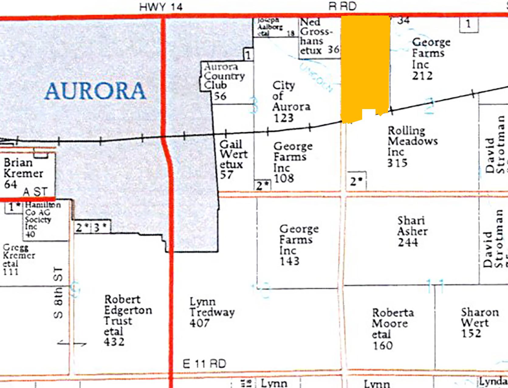 Plat Map 2-BIR104