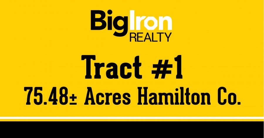 Land Auction 690.27+/- Acres Hamilton & Clay County, NE