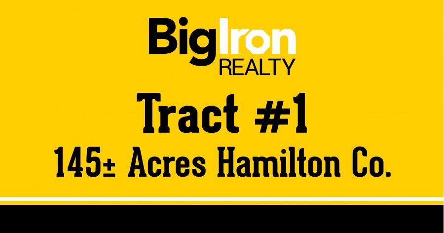 Land Auction 280+/- Acres Hamilton County, NE