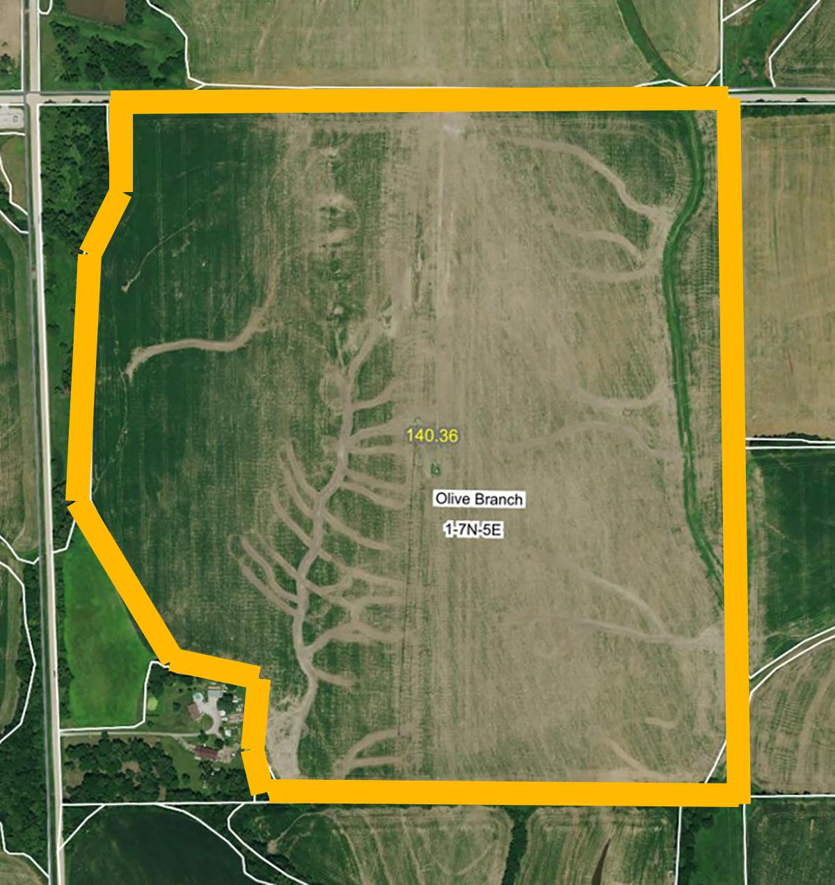 Aerial Map-BIR1070