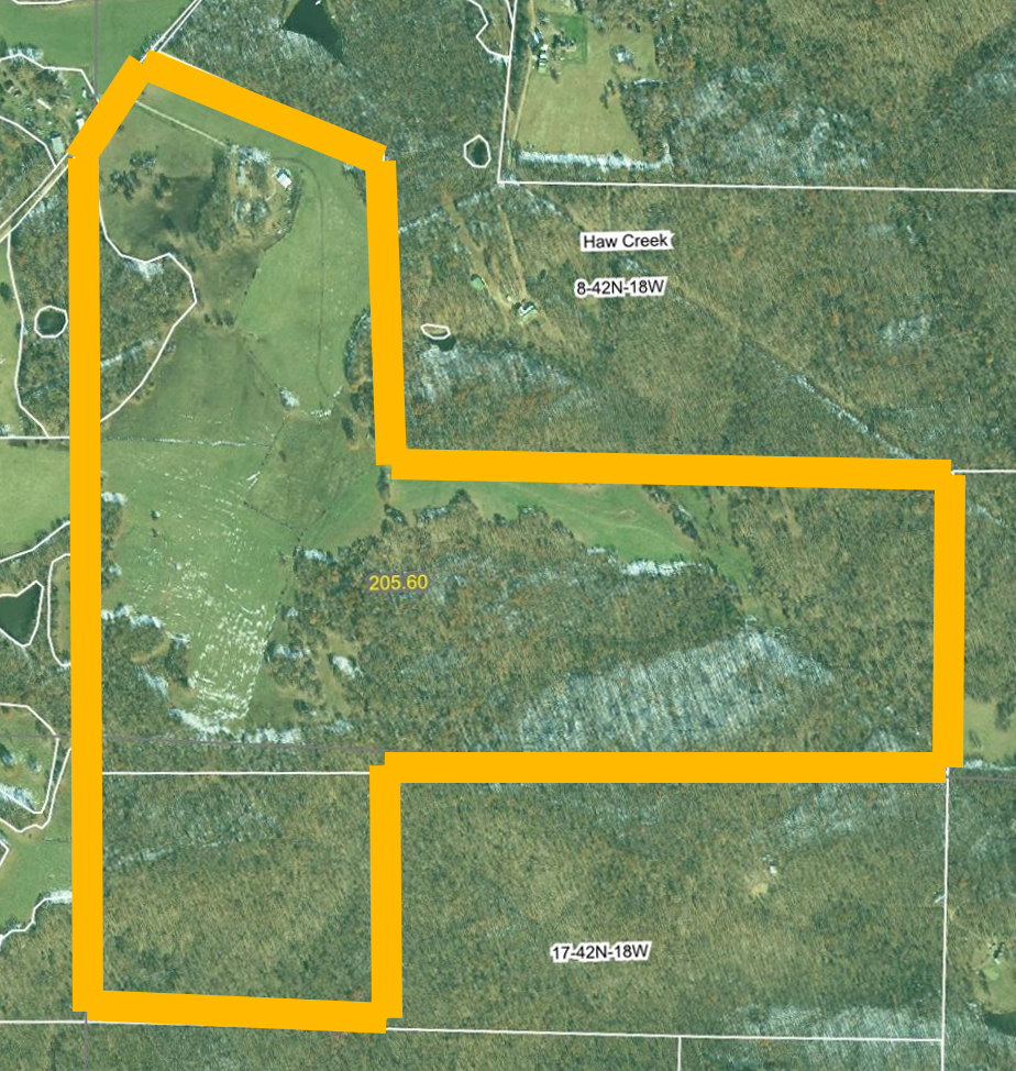 Aerial Map-BIR1071
