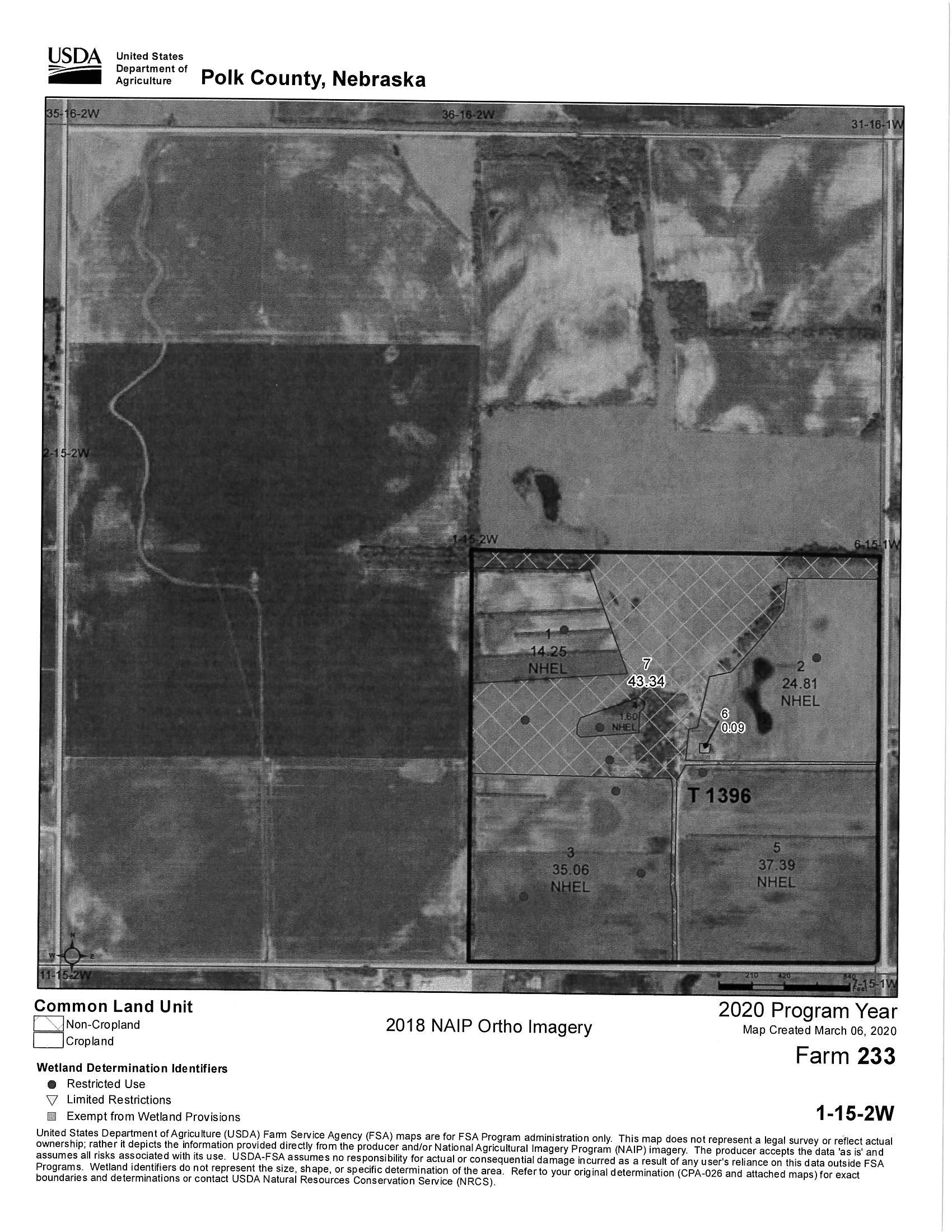 FSA Map-BIR2105