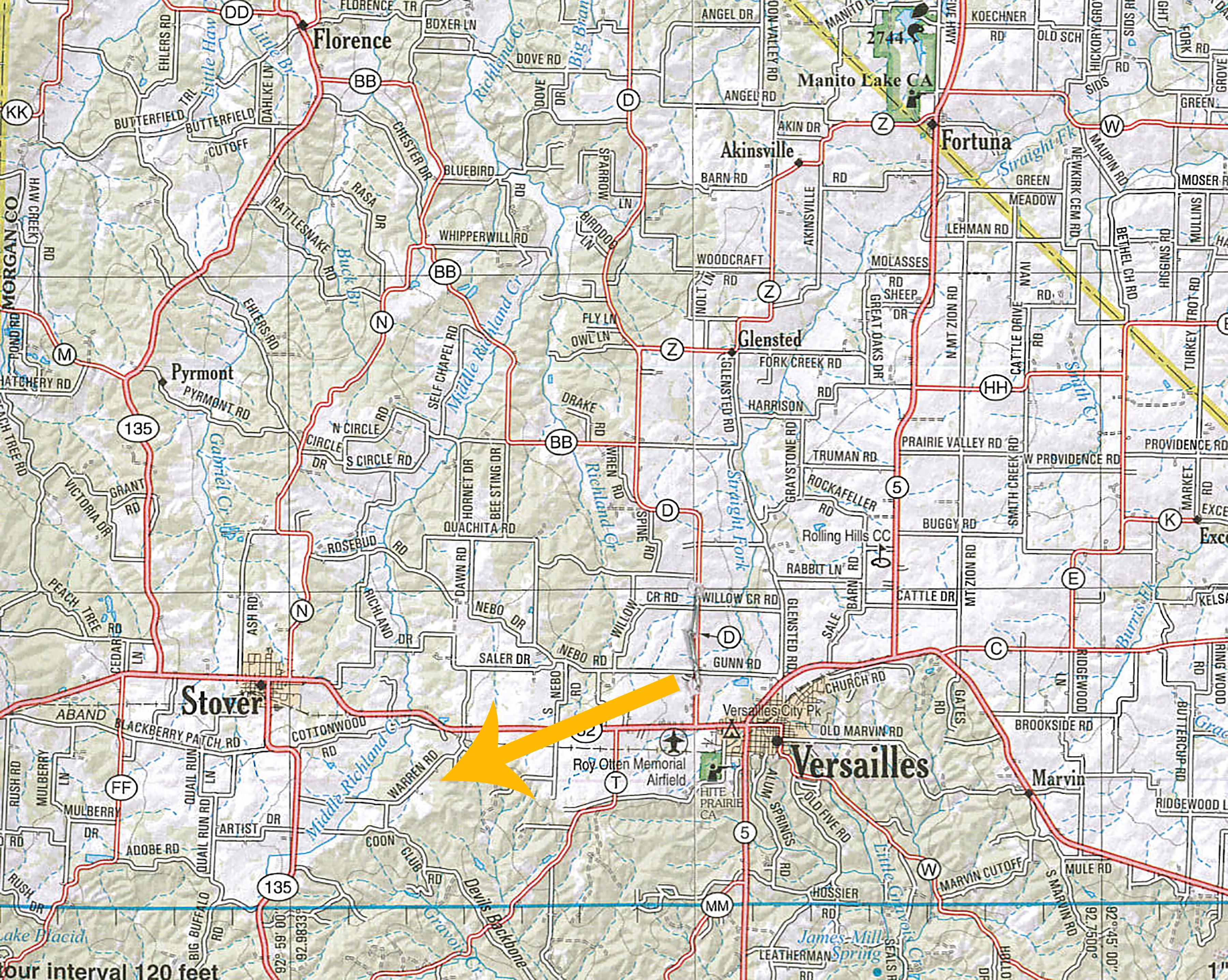 Location Map-BIR1071