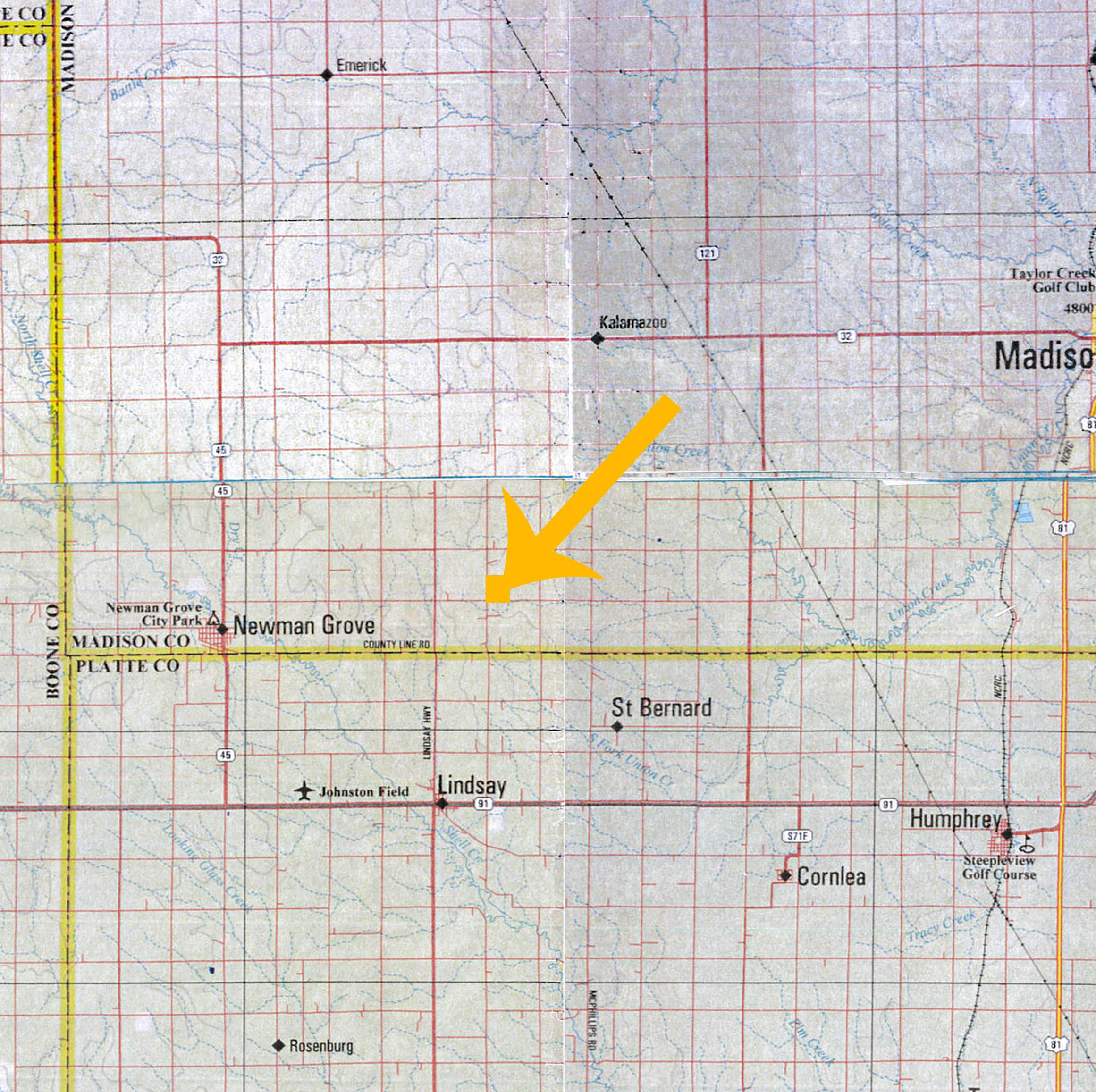 Location Map BIR2103