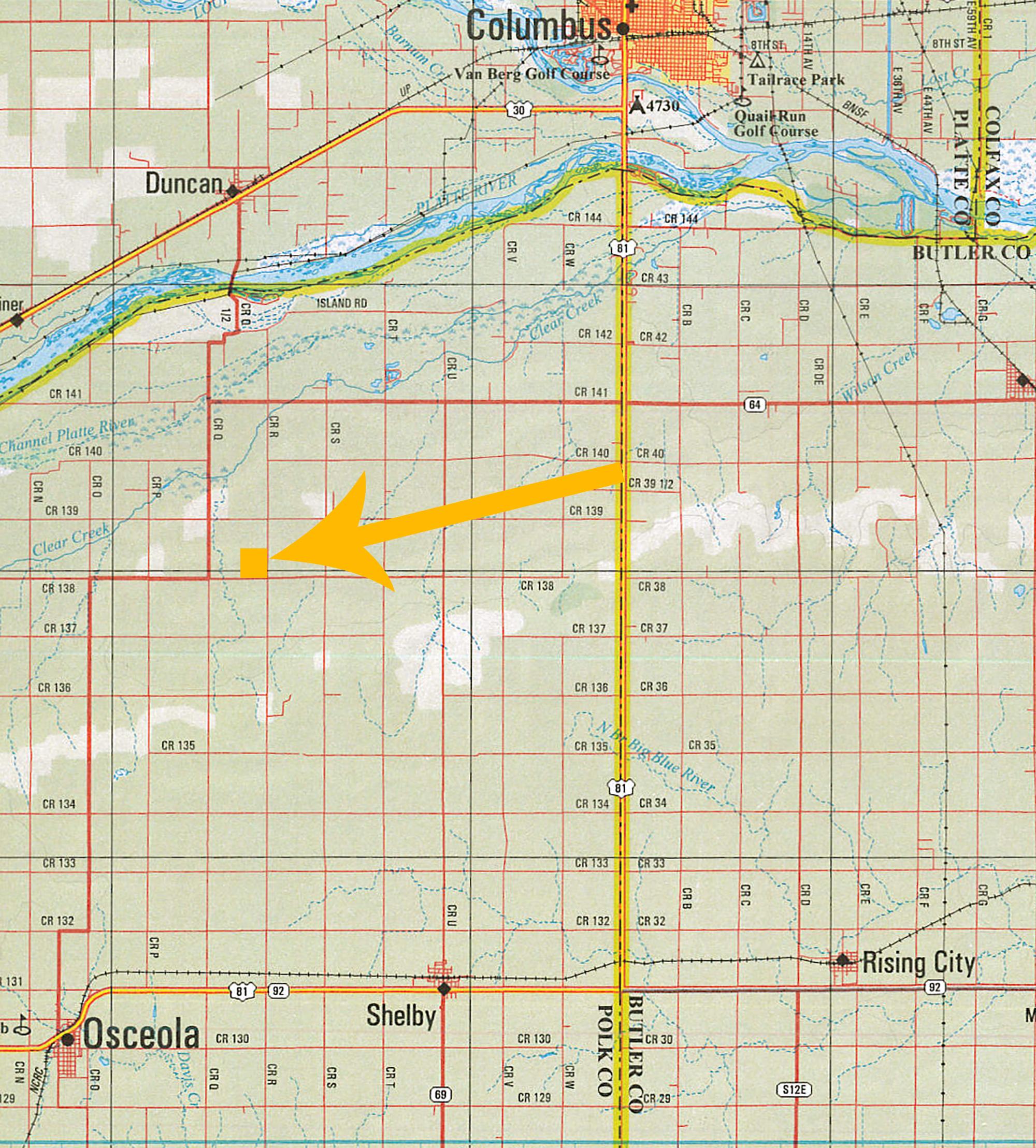 Location Map-BIR2105