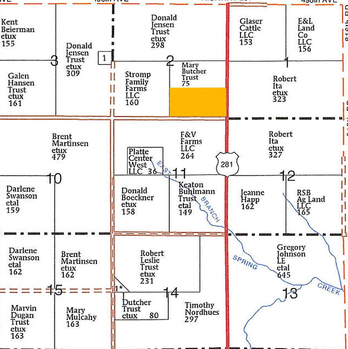 Plat Map-BIR1071Smith