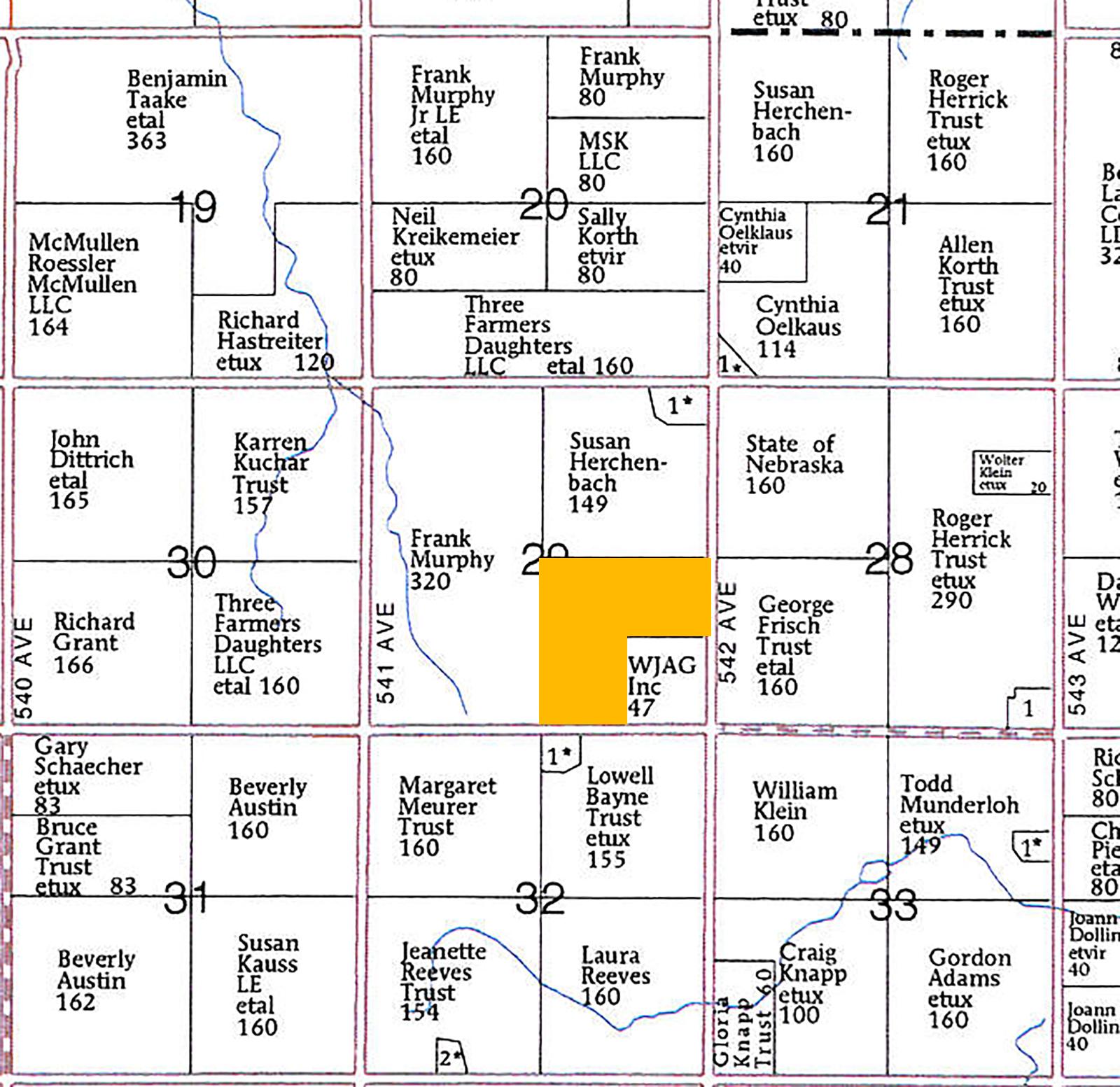 Plat Map-BIR2104