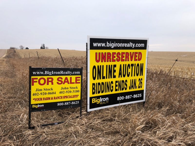 159.45+/- Acres Madison County, NE