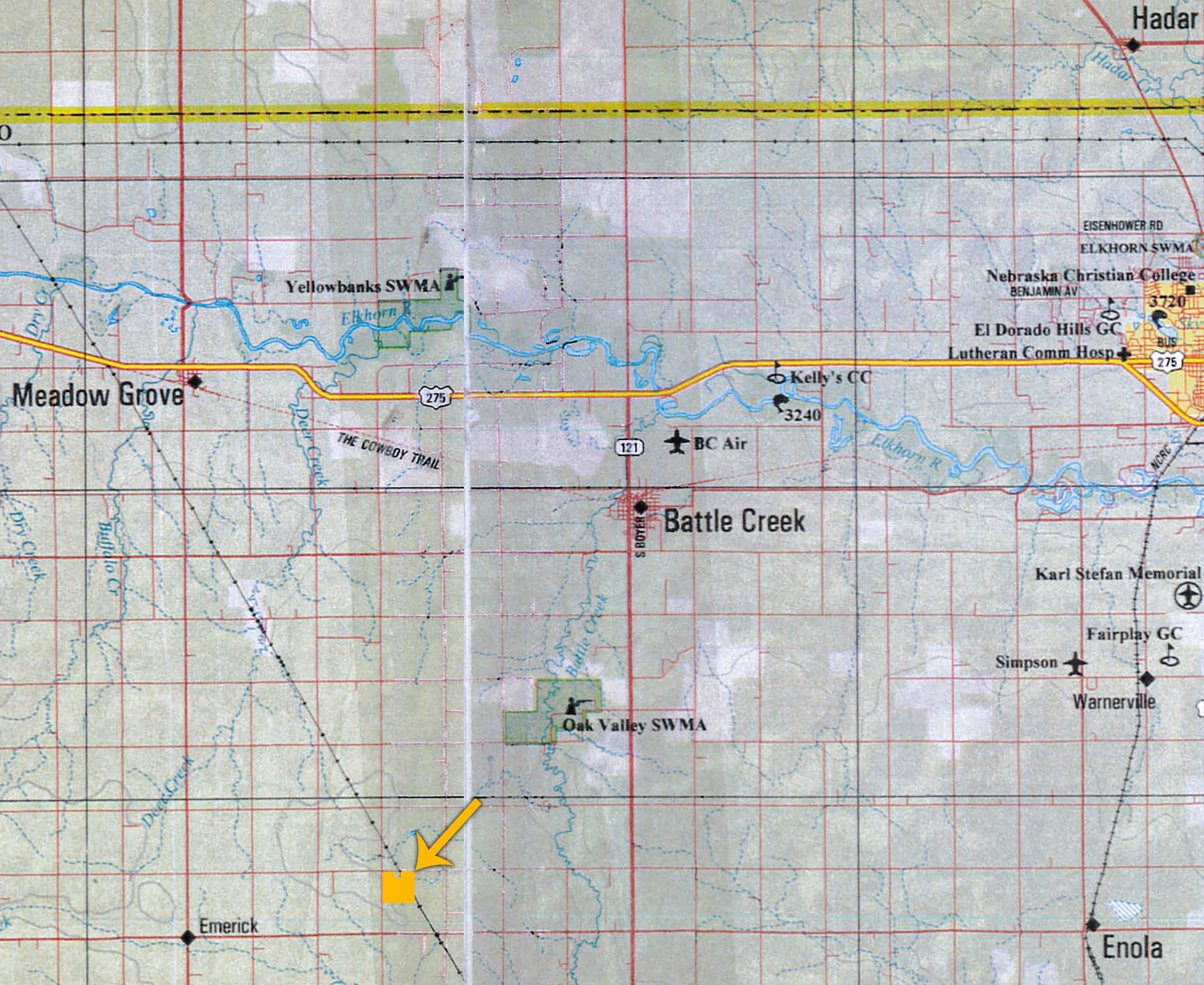 Location Map-BIR2106
