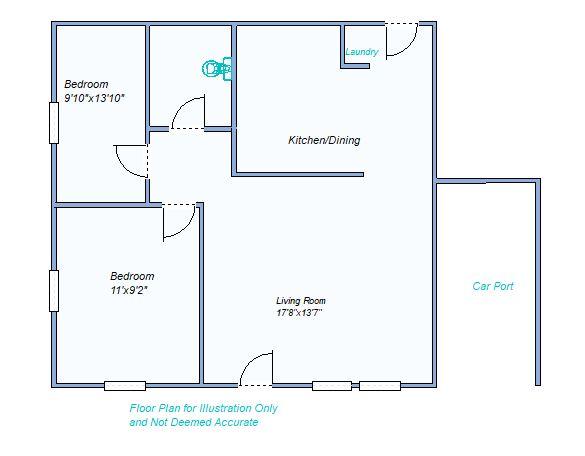 floor plan 1335 W 4th