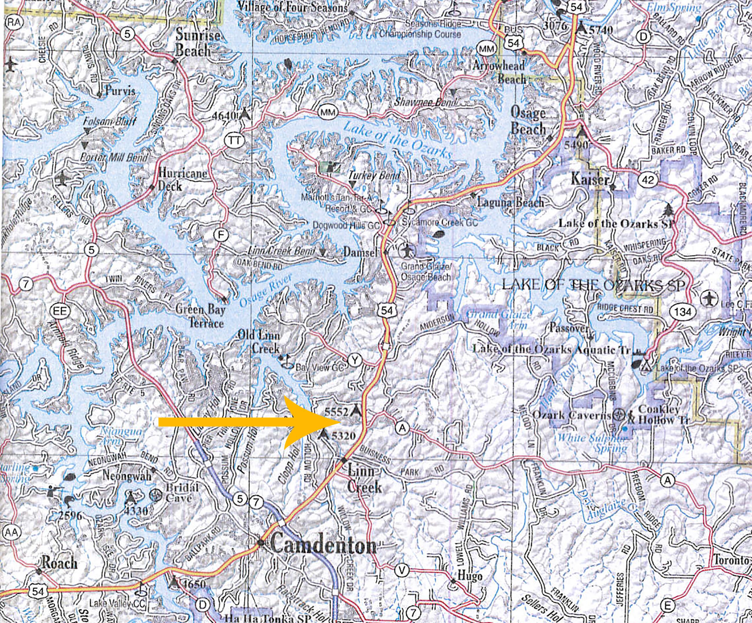 Location Map BIR1079
