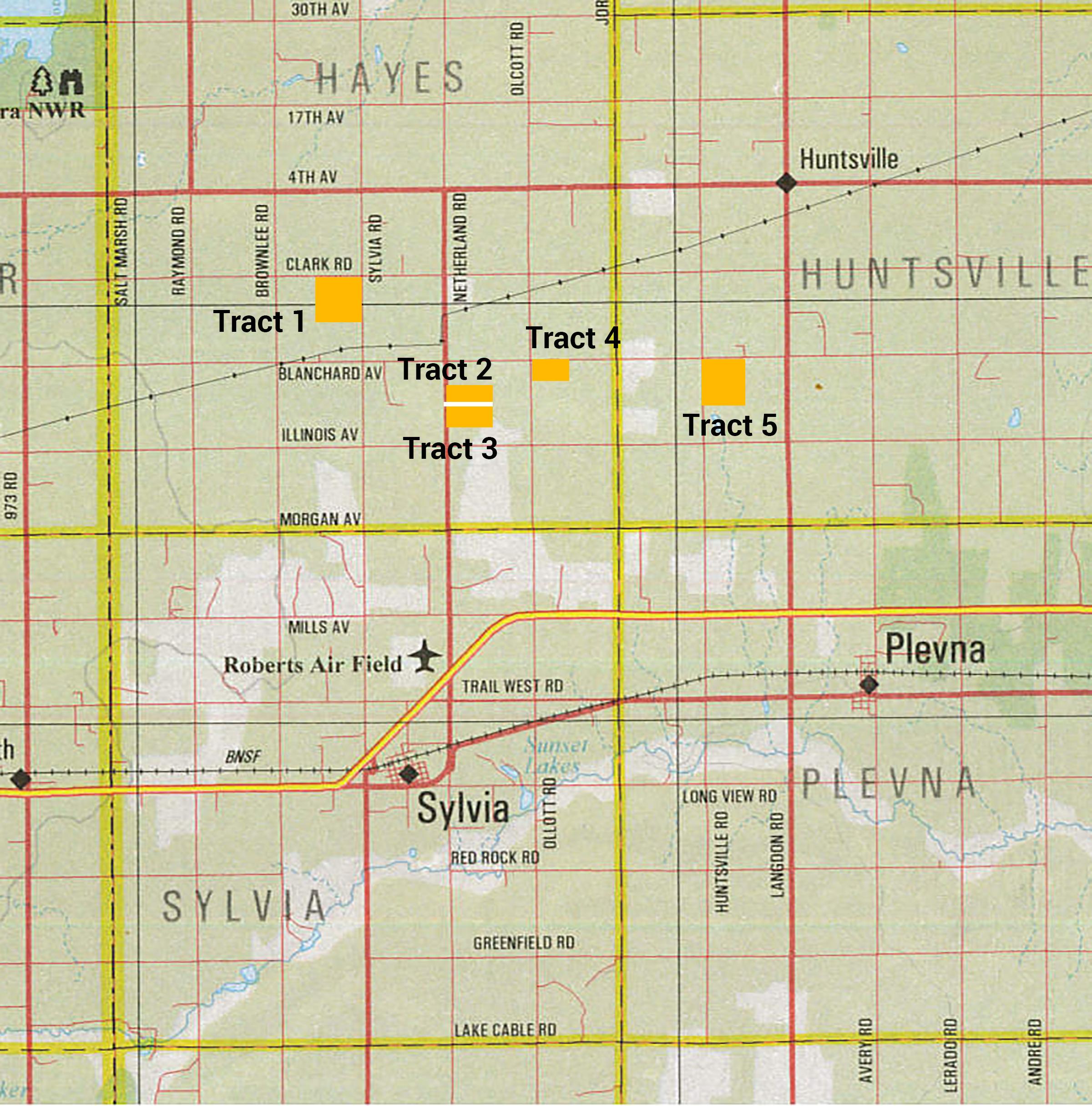 Location Map BIR2110