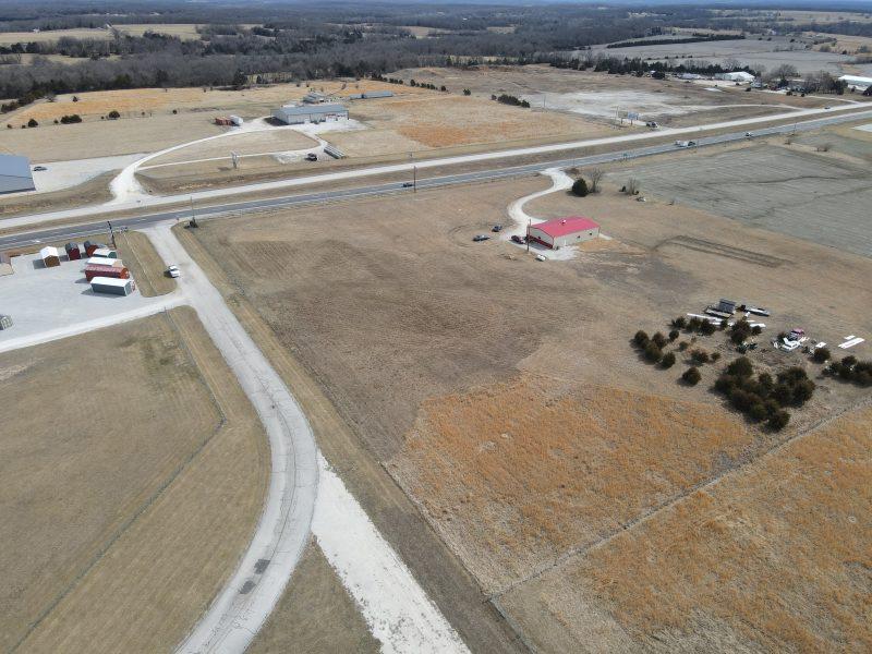 3 Acres Benton County Hwy Frontage