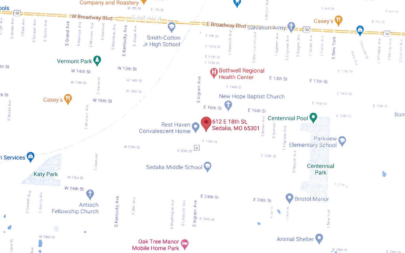 Location BIR1085