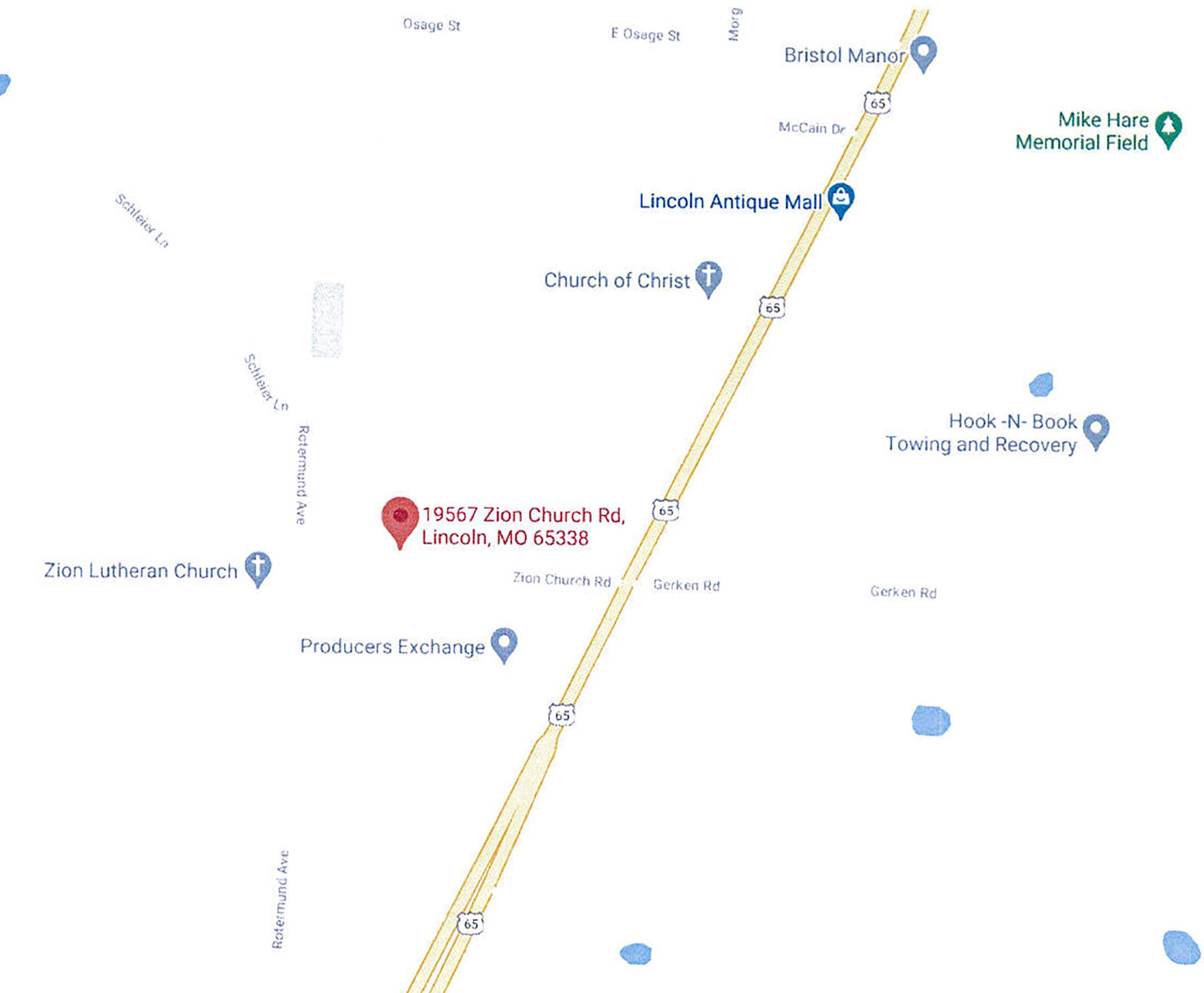 Location Map-BIR1083