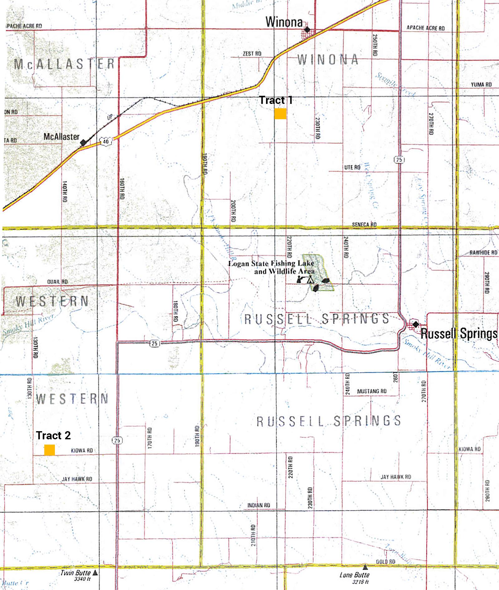 Location Map BIR2111