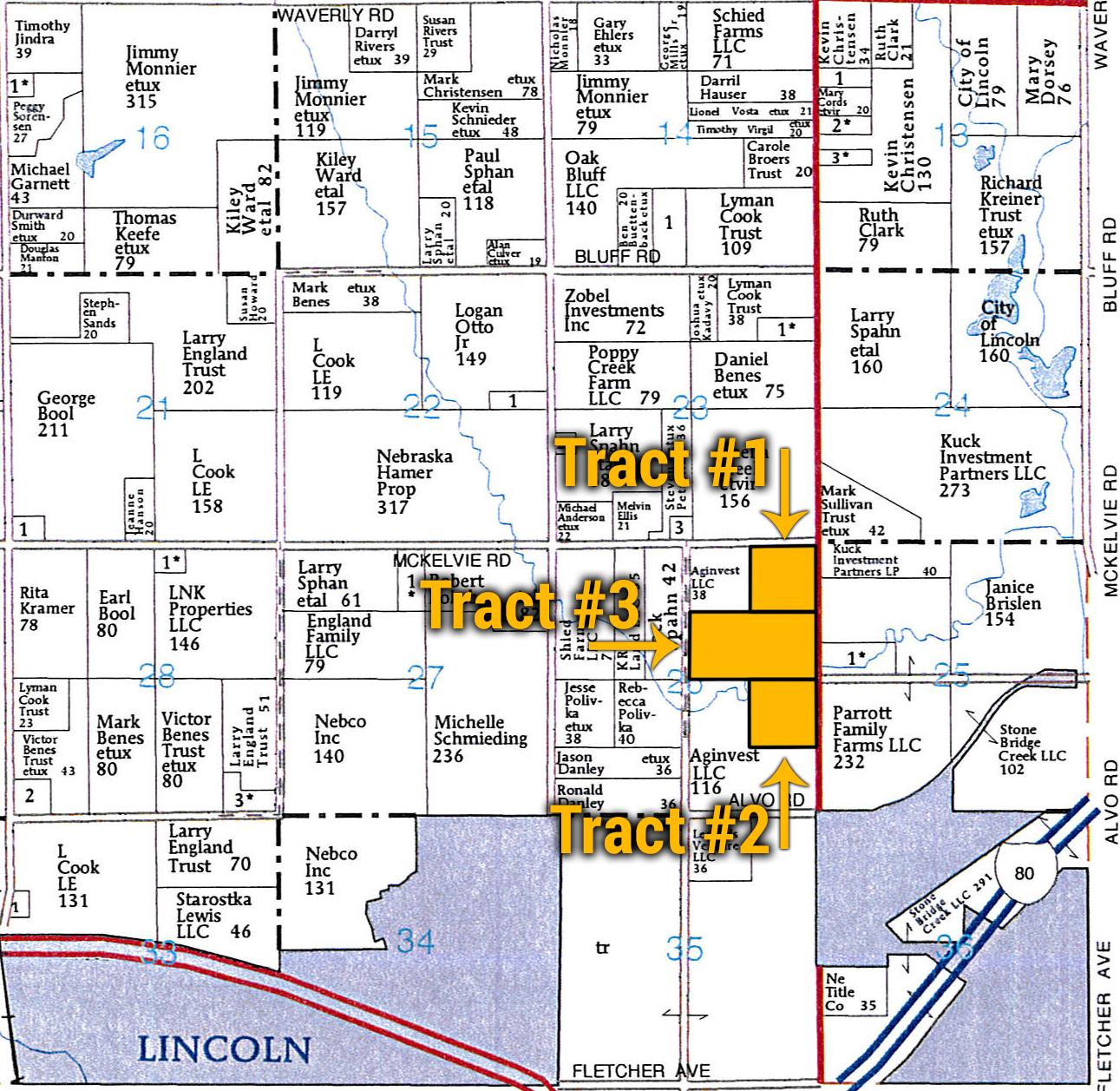 Plat Map BIR2114