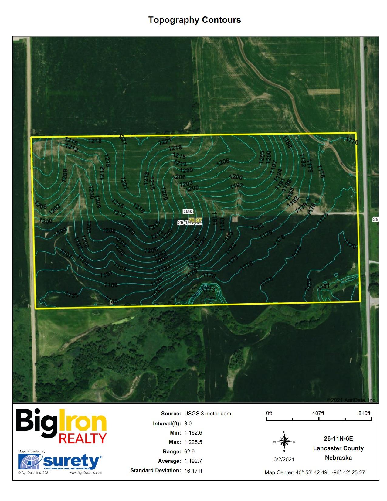 Topography Contours3-BIR2114