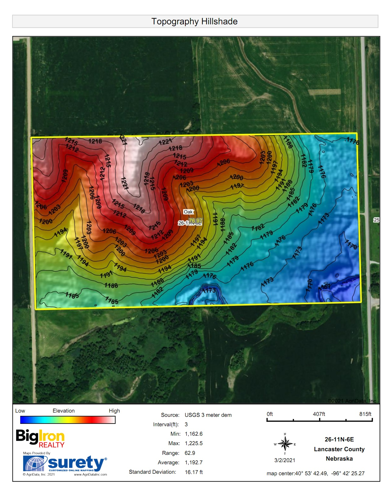 Topography Hillshade3-BIR2114