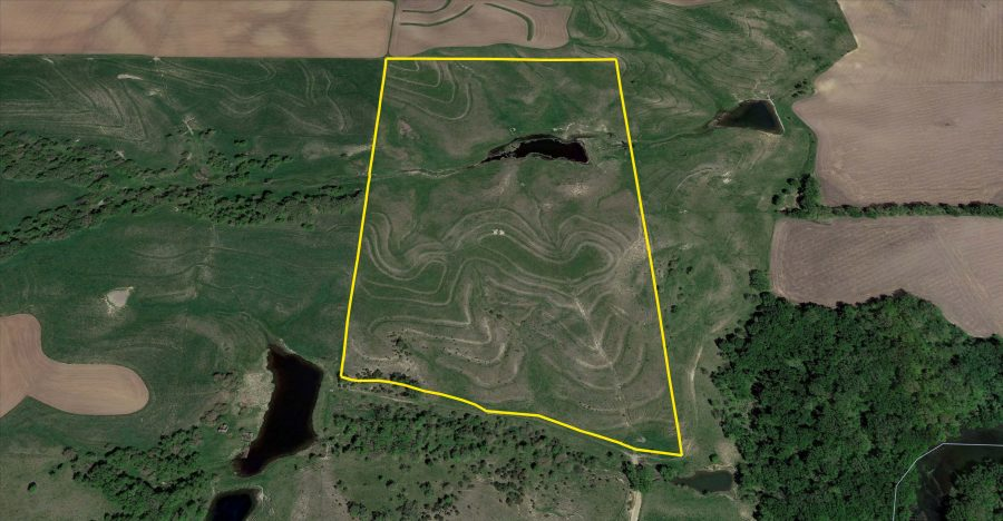 Land Auction 75.46+/- Acres Union County, SD
