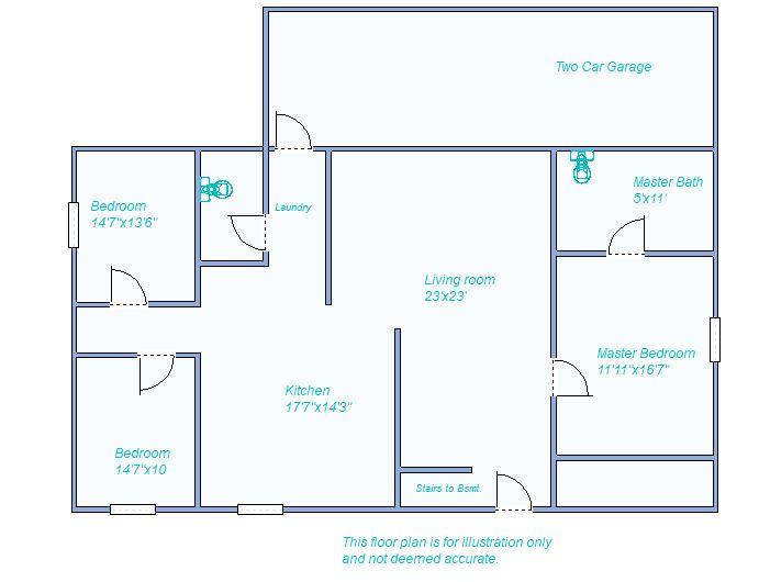 Floor Plan 1906 Co Rd 15