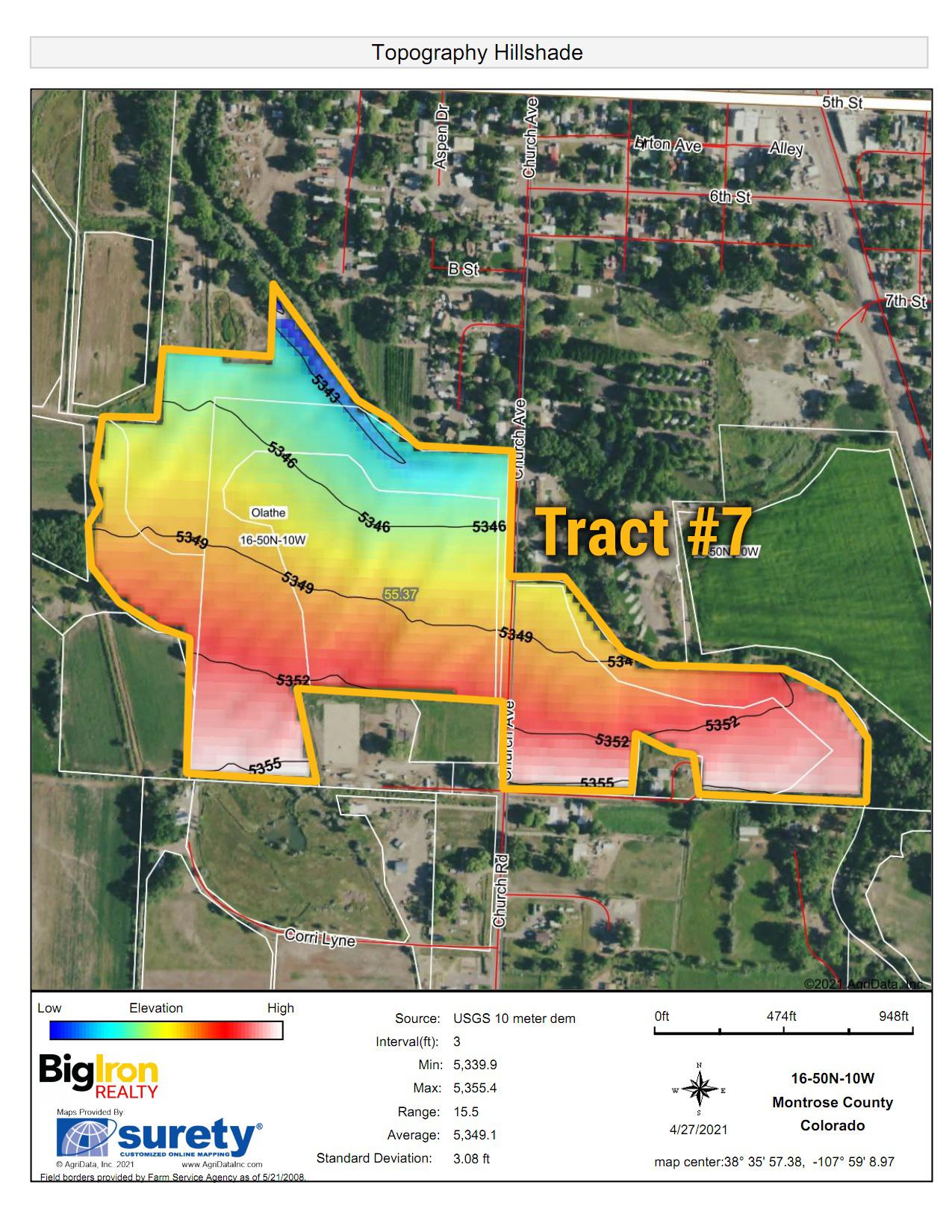 7 Topography Hillshade_BIR-2119