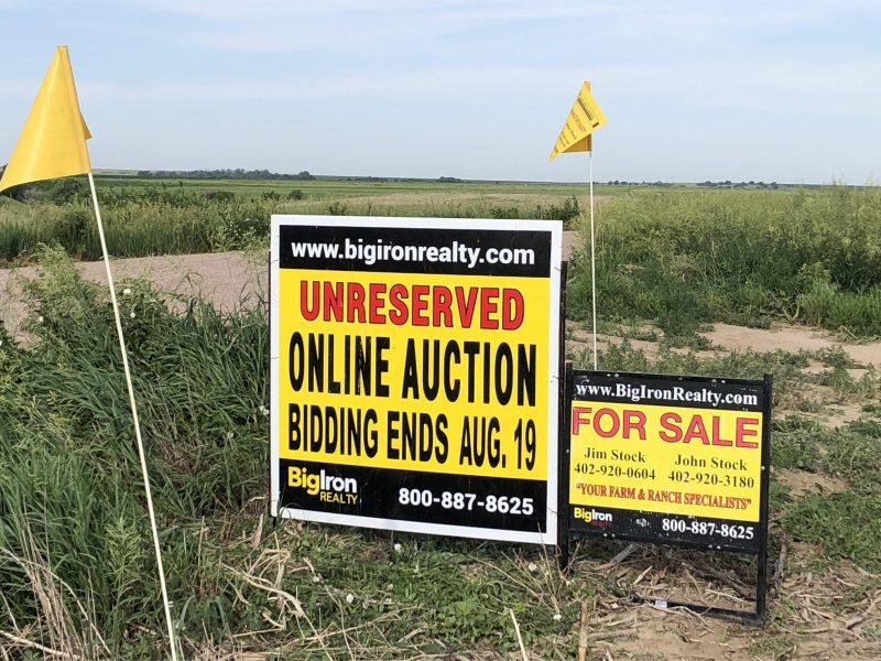 Land Auction 649.48+/- Acres Gosper County, NE