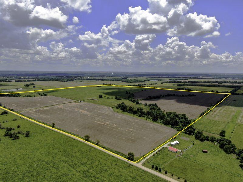 Land Auction 156.60+/- Acres Pettis County, MO