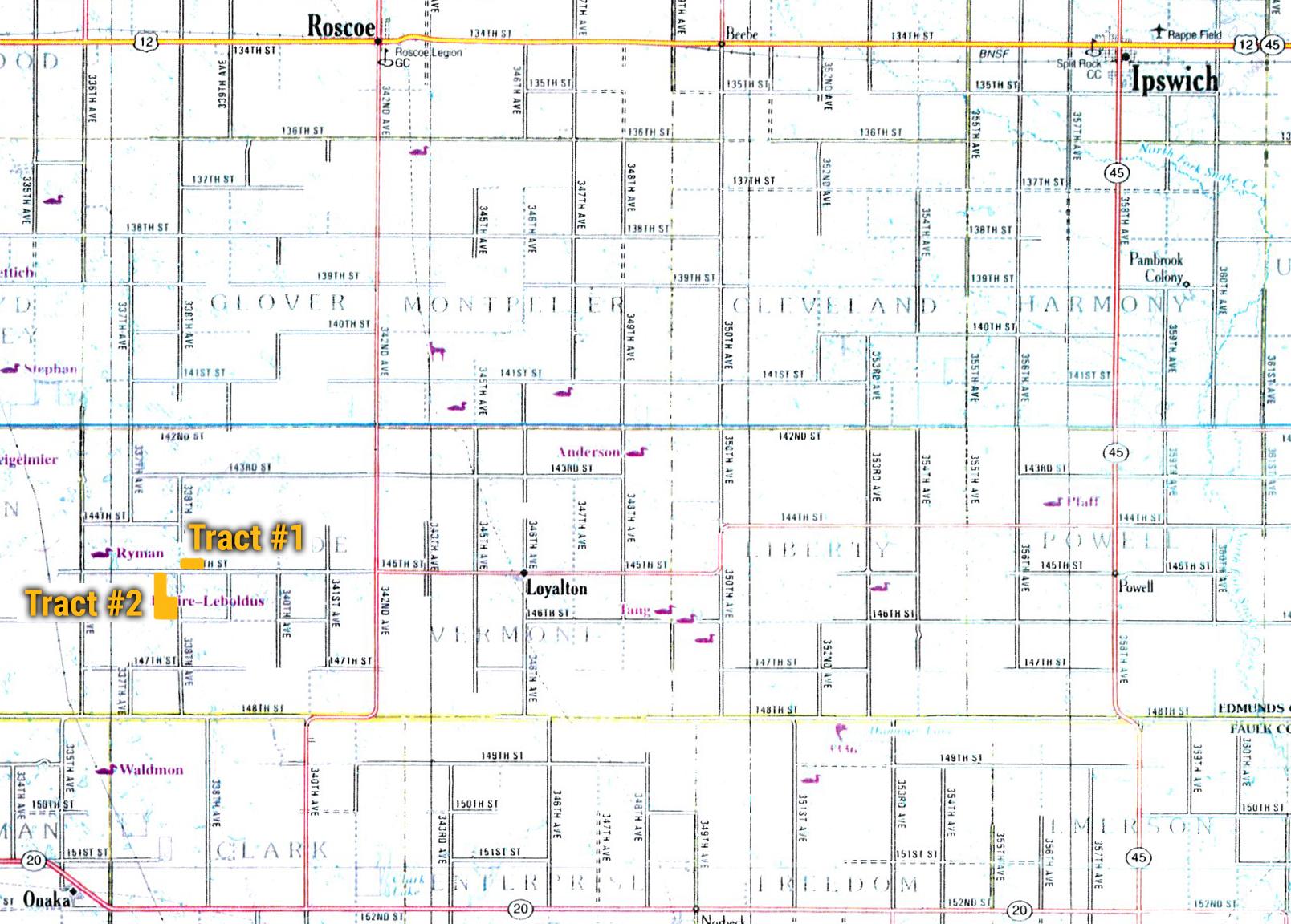 Location Map 1-2-BIR2125