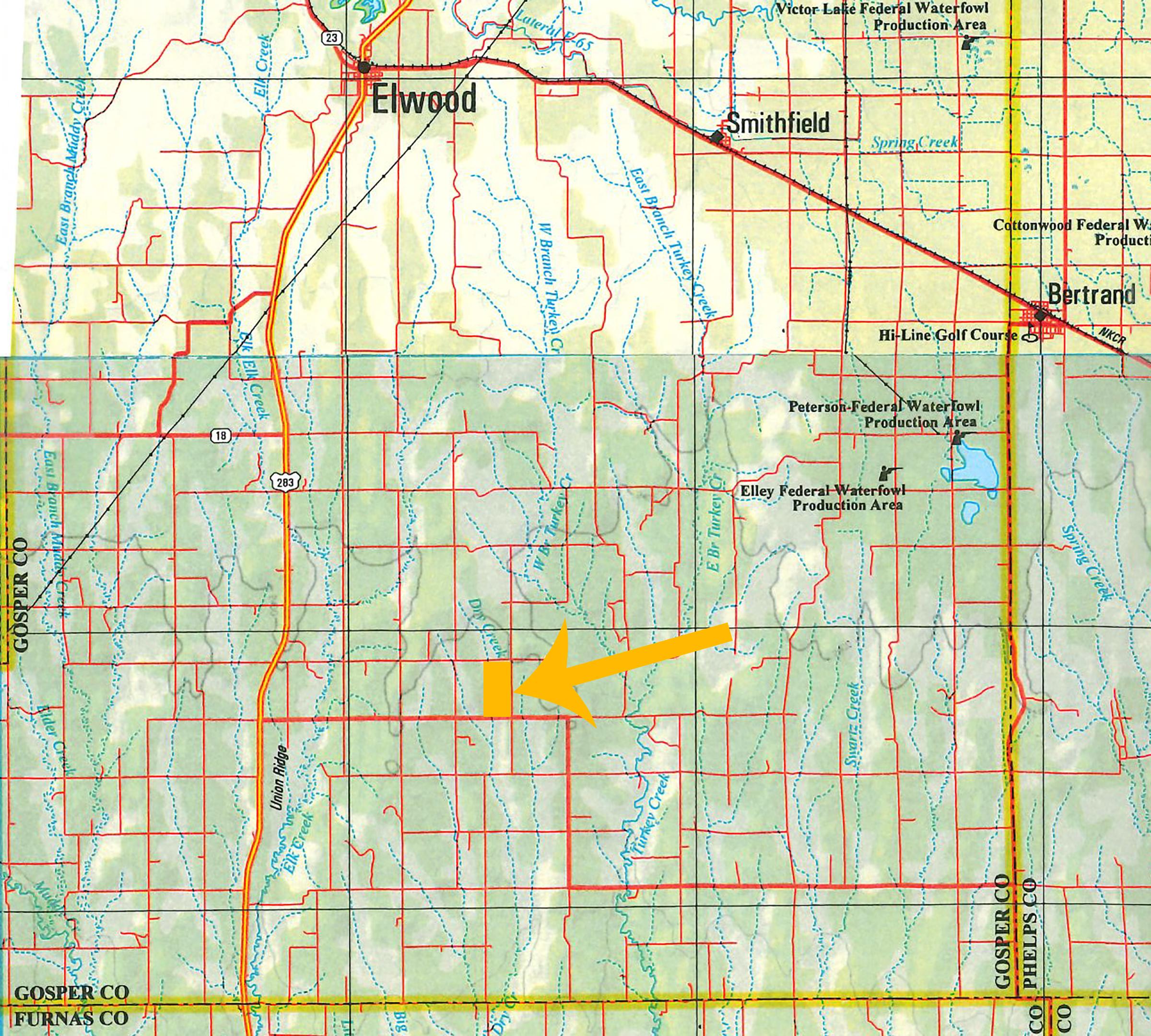 Location Map BIR1080