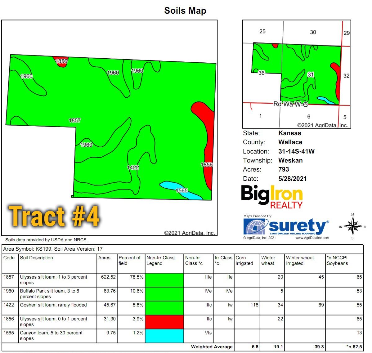 Soils Map-4-BIR2124