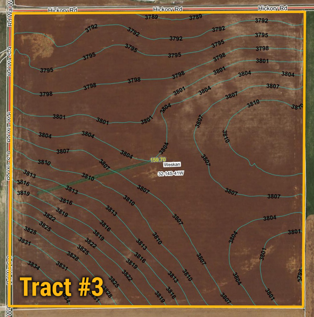Topography Contours-3-BIR2124