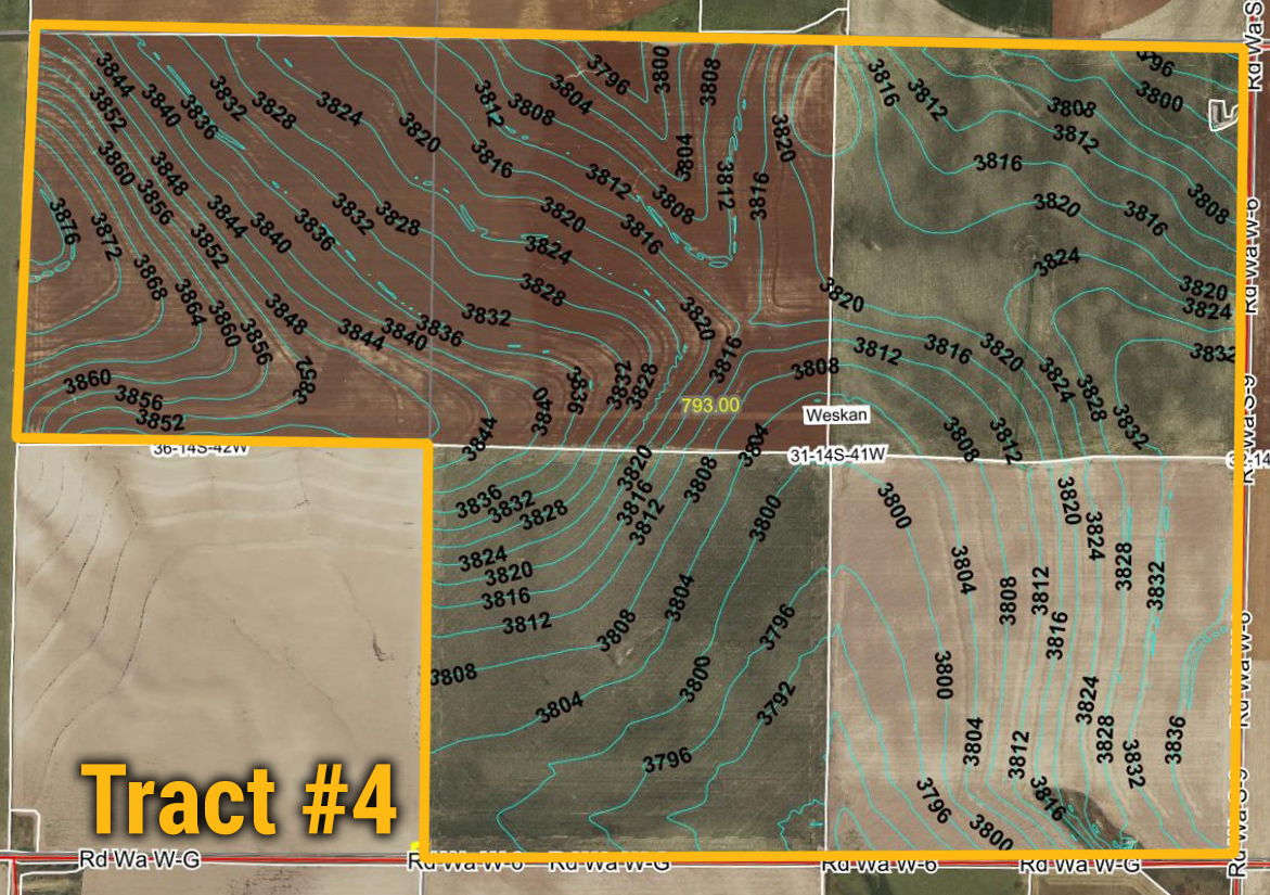 Topography Contours-4-BIR2124