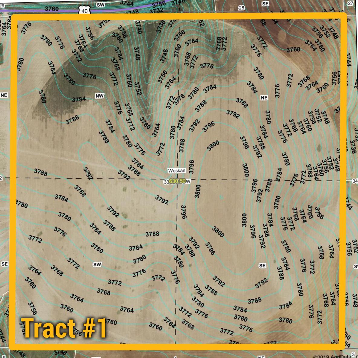Topography Countours-1-BIR1050