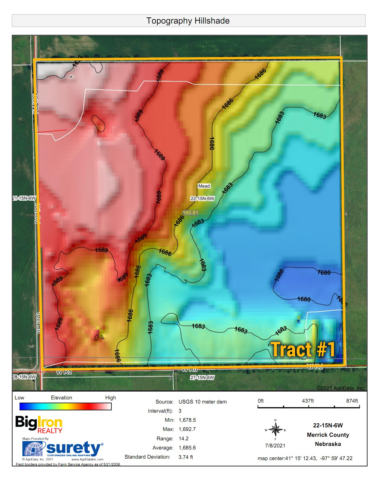 1 Topography Hillshade_BIR-2129