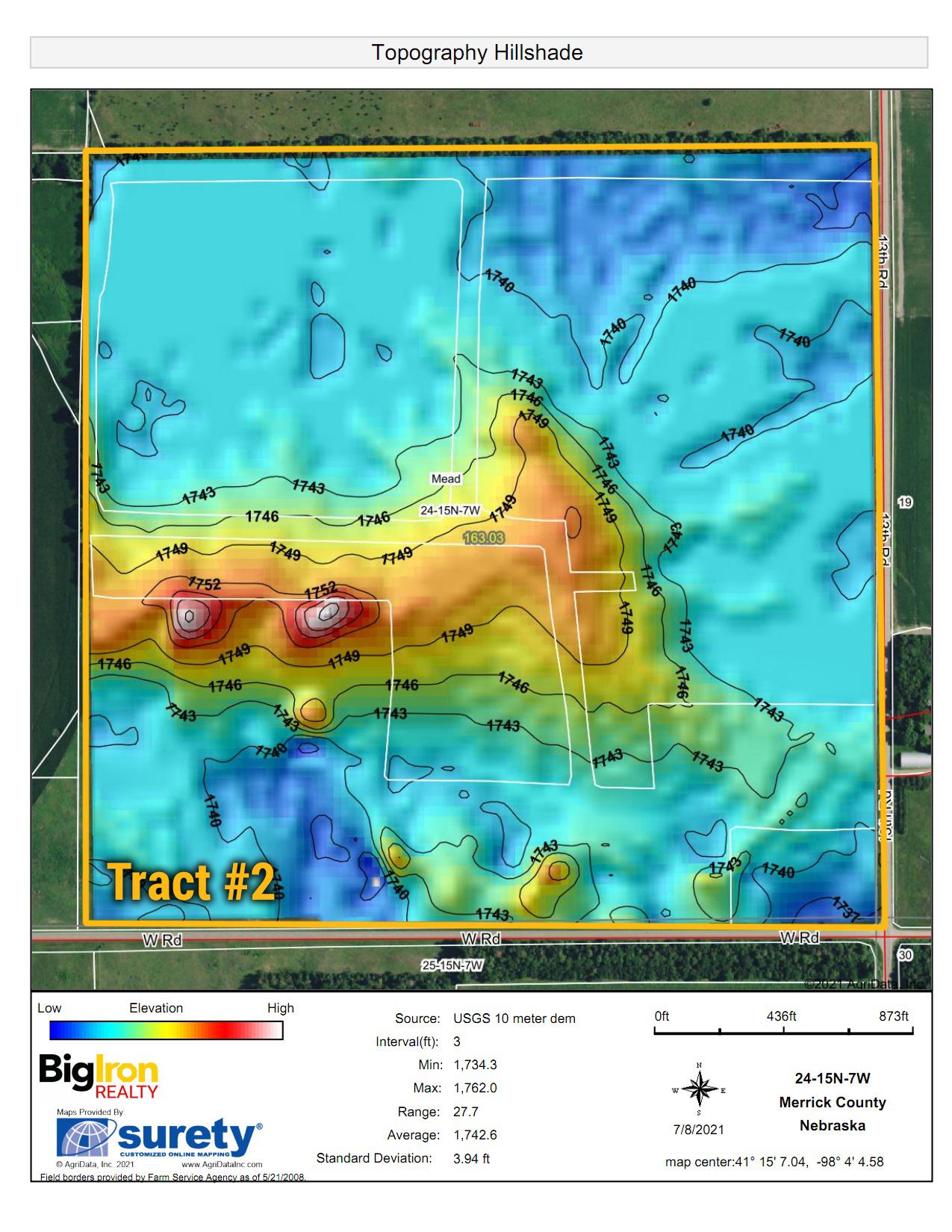 2 Topography Hillshade_BIR-2129
