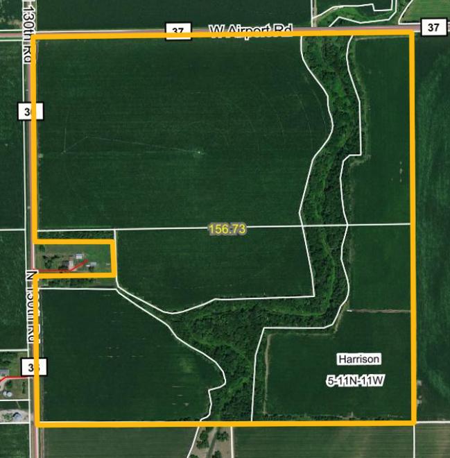 Aerial Map-BIR2130