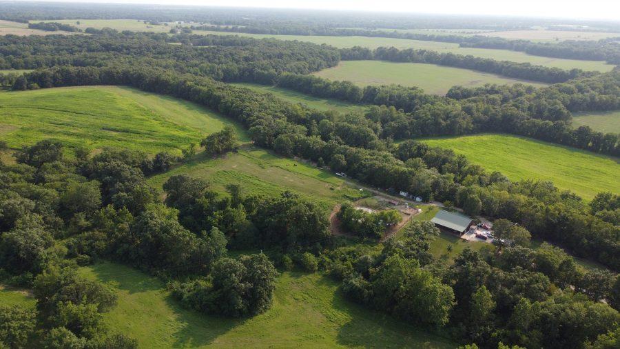 70 Acres Pettis County, MO w/Acreage