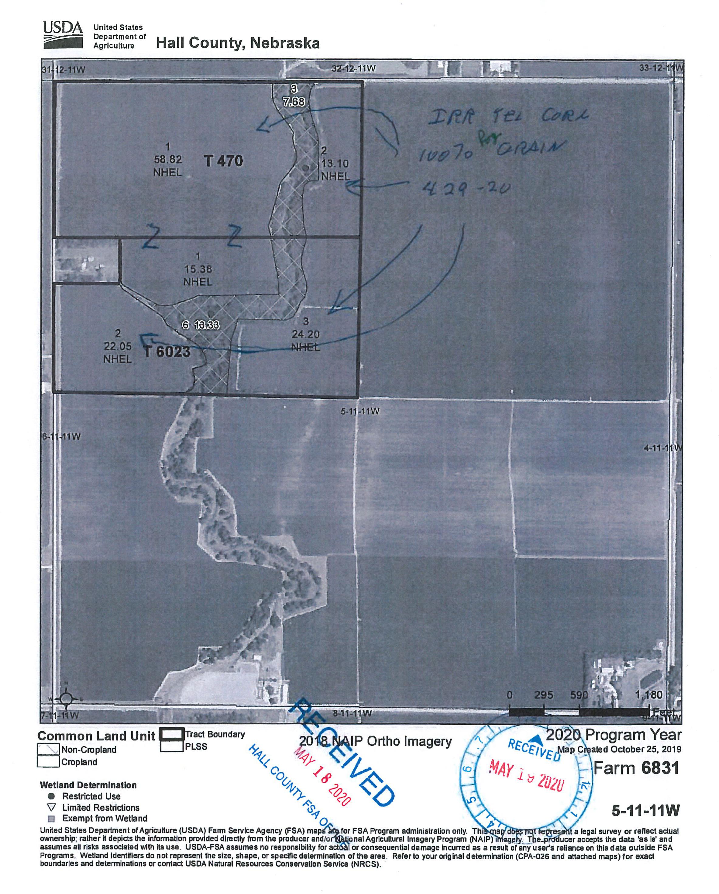 FSA Map-BIR2130