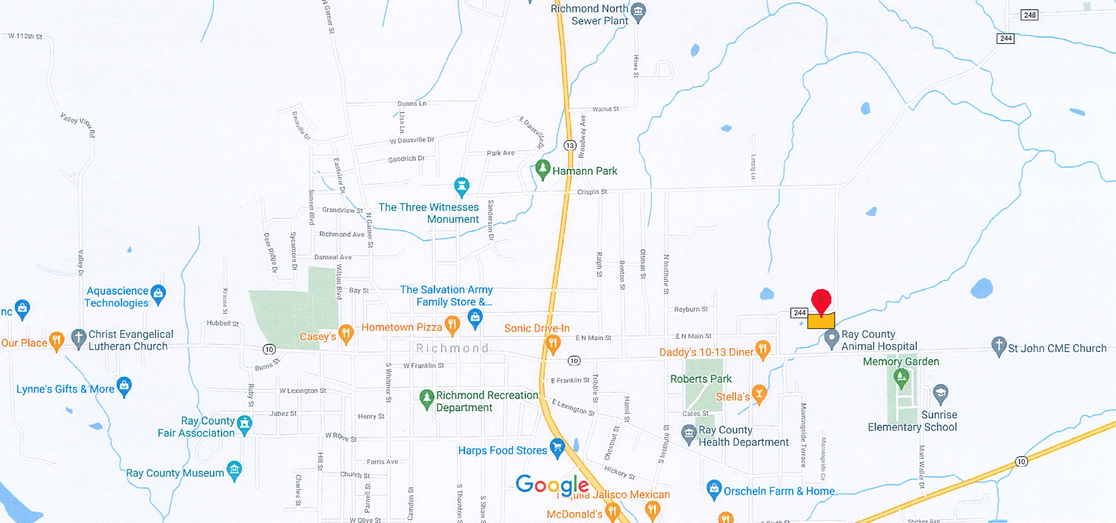 Google Maps_BIR-2135