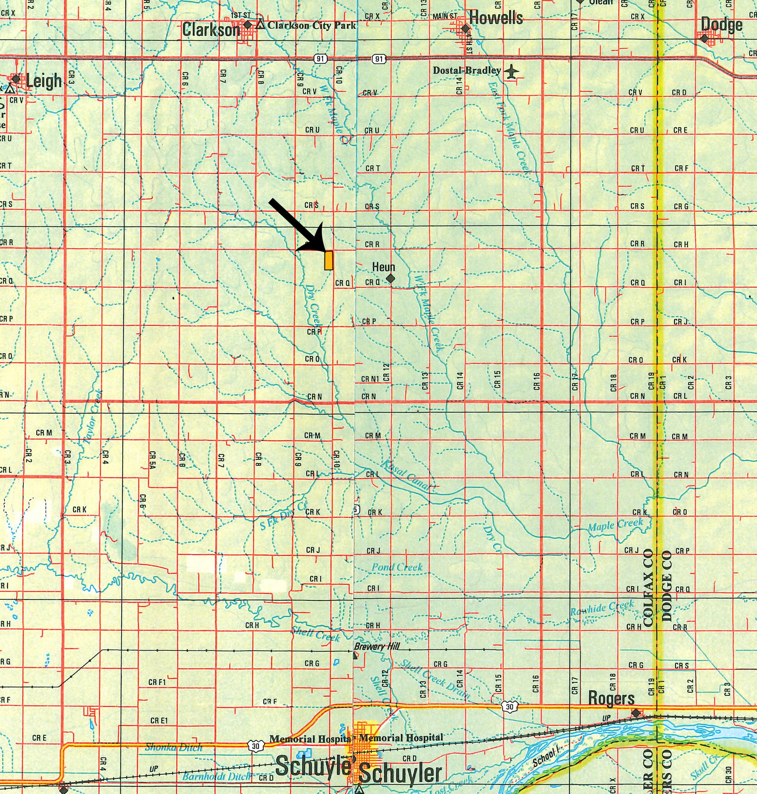 Location Map-BIR2132